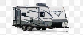 Campervans Caravan Trailer StarCraft Car Dealership PNG