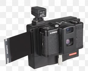 Camera - Mirrorless Interchangeable-lens Camera Photographic Film Video Cameras PNG