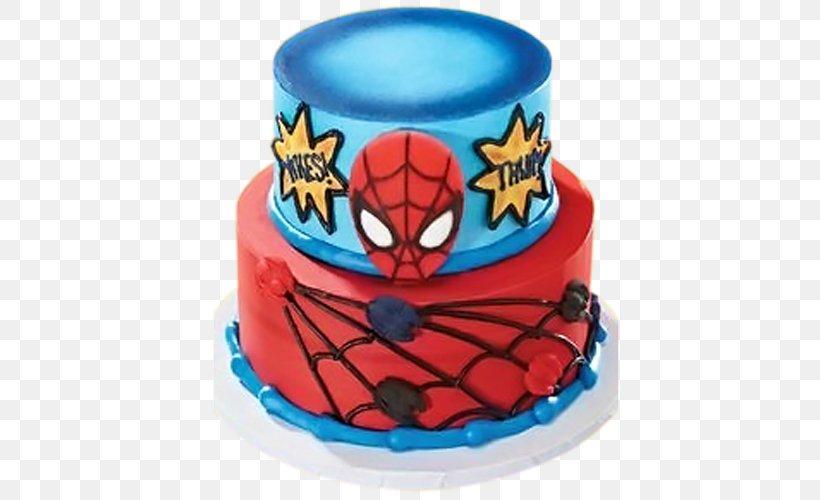 Marvelous Birthday Cake Sheet Cake Bakery Spider Man Cupcake Png 500X500Px Funny Birthday Cards Online Elaedamsfinfo