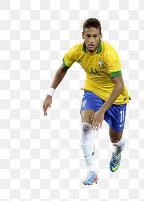 Edison Cavani - Neymar Brazil National Football Team Temporada Da Seleção Brasileira De Futebol Em 2013 Football Player PNG