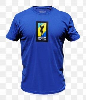 Brazilian Jiu Jitsu - T-shirt Rash Guard Clothing Sleeve PNG