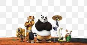 Crane - Po Master Shifu Giant Panda Tigress Crane PNG
