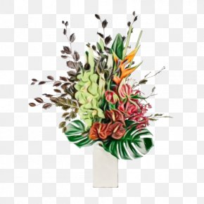 Leaf Artificial Flower - Artificial Flower PNG