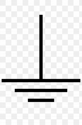 Symbol - Ground Electronic Symbol Circuit Diagram Wiring Diagram Schematic PNG