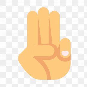 Toothach/e - Thumb Ring Finger Hand PNG