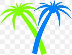 Transparent Cartoon Palm Tree - Arecaceae Sabal Palm Clip Art PNG