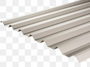 Roof - Corrugated Galvanised Iron Metal Roof Sheet Metal Galvanization PNG