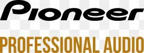 Audiovisual Heritage Day - Pioneer DJ Logo Pioneer Corporation Sound Disc Jockey PNG