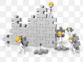 Puzzle Jigsaw Puzzles - Jigsaw Puzzles Team Clip Art Construction PNG