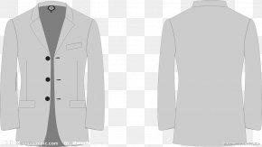 Men's Suits - Blazer Clothes Hanger Tuxedo Sleeve PNG