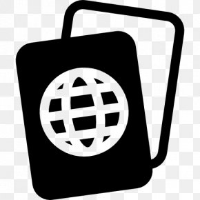 Passport Icon Transparent - Travel Visa Moseley Park School Schengen Area PNG