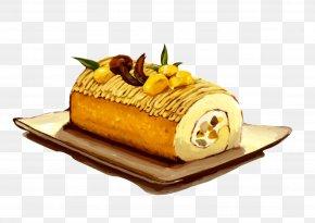 Soft Layer Cake - Dim Sum Layer Cake Dessert Bread PNG