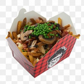 Country Style - Smoke's Poutinerie Vegetarian Cuisine French Fries Food PNG