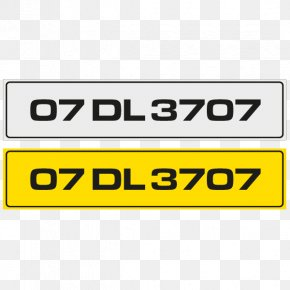 Number Plate - Vehicle License Plates Car Motor Vehicle Registration Vehicle Registration Plates Of The Republic Of Ireland Vehicle Registration Plates Of The United Kingdom PNG
