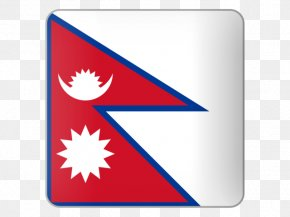 College  Flag - Largest Human Flag Of Nepal Stock Photography PNG