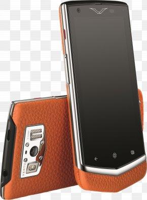 Smartphone Image - Nokia E72 Vertu Ti Smartphone PNG