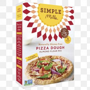 Pizza - Pizza Chocolate Chip Cookie Muffin Simple Mills Baking Mix PNG