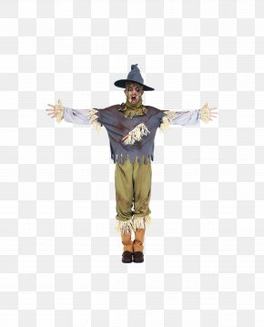 RPG Scarecrow - Character Cartoon Cosplay Animation PNG
