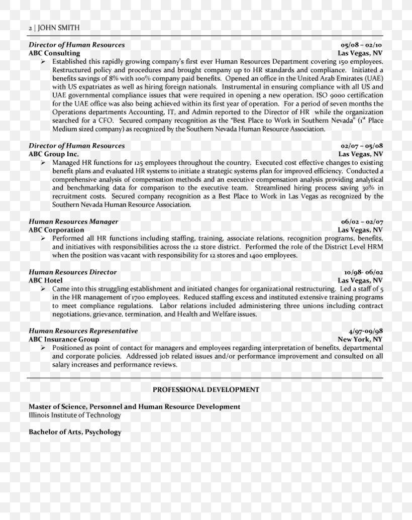 R Sum Human Resource Management Cover Letter Job