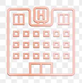 Sickness Icon Hospital Icon - Building Icon Emergency Icon Hospital Icon PNG
