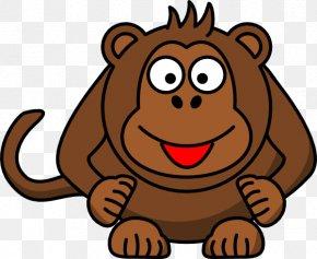 Gorilla - Ape Gorilla Chimpanzee Monkey PNG