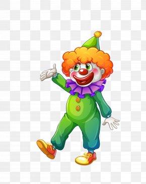 Cartoon Clown - Clown Circus Royalty-free Clip Art PNG