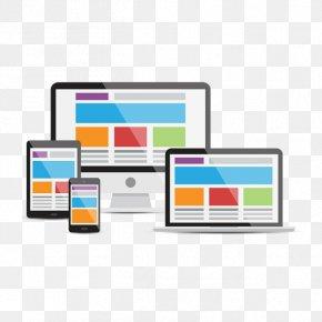 Web Design - Responsive Web Design Web Development Web Application PNG