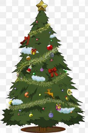 Oreimo - Christmas Tree Gift Santa Claus Christmas Ornament PNG