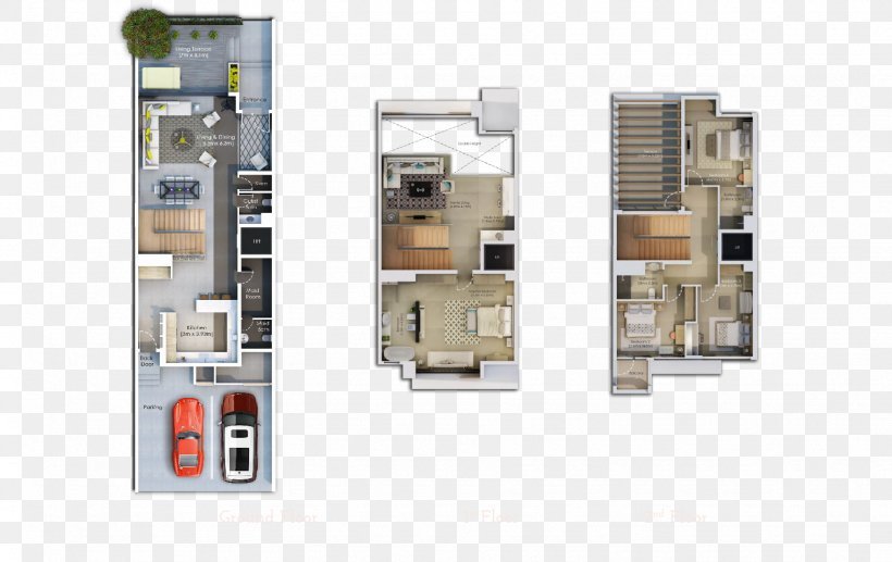 Floor Plan HYATI RESIDENCE Building