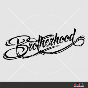 Zipper - Lettering Graphic Design Calligraphy PNG