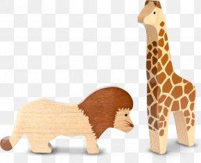 Cartoon Giraffe - Giraffe Lion Child PNG
