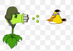 Animated Pictures Of Plants - Plants Vs. Zombies 2: It's About Time Angry Birds Penguin PNG