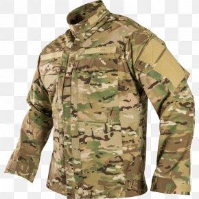T-shirt - T-shirt MultiCam Clothing Uniform PNG