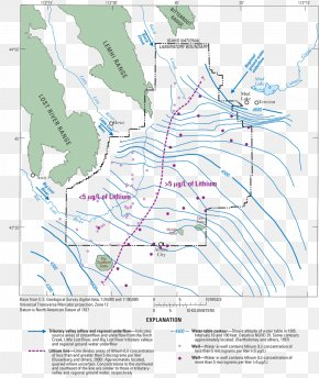 Heart Attack - Ecoregion Water Resources Map Land Lot Diagram PNG