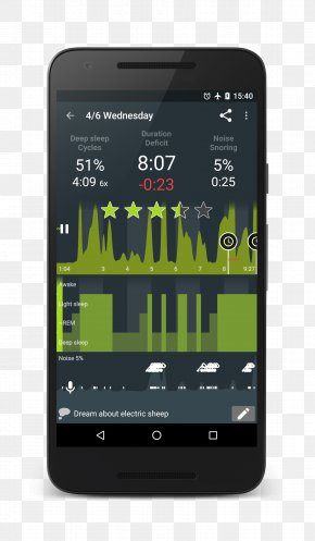 Android - Android Sleep PNG