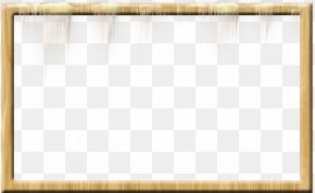 Beautiful Orange Frame - Board Game Square Area Chessboard Pattern PNG