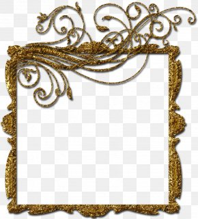 Ornament Gold Mini - Borders And Frames Decorative Corners Clip Art Picture Frames PNG