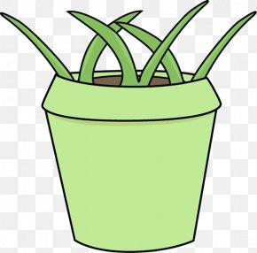Flower Weeds Cliparts - Flowerpot Clip Art PNG