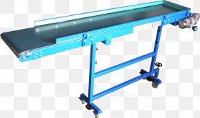 Machine Conveyor Belt Conveyor System Transport Material Handling PNG