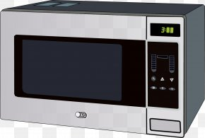 Vector Microwave - Microwave Oven Clip Art PNG