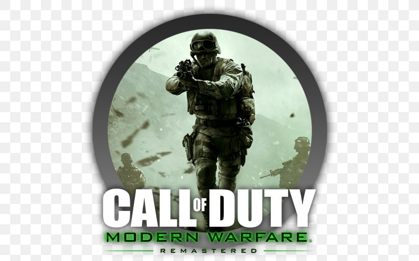 Call Of Duty: Modern Warfare Remastered Call Of Duty 4: Modern Warfare Call Of Duty: Infinite Warfare Call Of Duty: WWII Call Of Duty: Modern Warfare 2, PNG, 512x512px, Call Of Duty 4 Modern Warfare, Activision, Army, Call Of Duty, Call Of Duty Experience 2011 Download Free