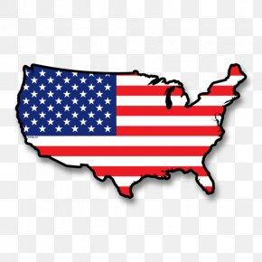 American Flag - Flag Of The United States Map Flag Of Germany PNG