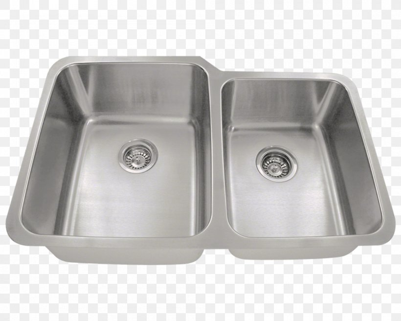 Kitchen Sink Stainless Steel Bowl MR Direct, PNG, 1000x800px, Sink, Bathroom, Bathroom Sink, Bowl, Bowl Sink Download Free