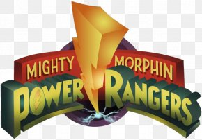 Mighty Morphin Power Rangers - Go Go Power Rangers YouTube Logo Television Show PNG