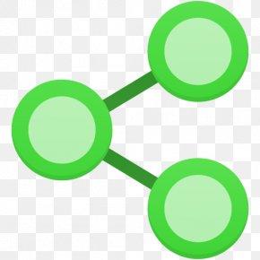 Share - Symbol Brand Circle Yellow PNG