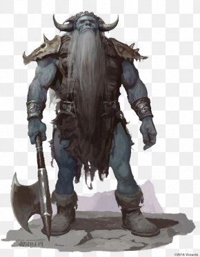 Giant Creatures Image - Dungeons & Dragons Giant Jxf6tunn Storm Kings Thunder Monster Manual PNG