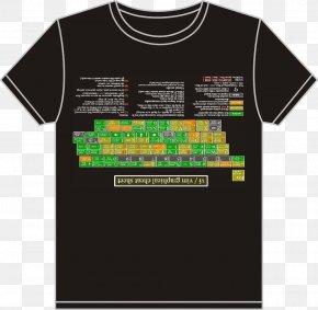 T-shirt - T-shirt Pocket Sleeve Printing PNG