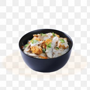 Chicken Rice - Chinese Cuisine KFC Hainanese Chicken Rice Fried Chicken Cooked Rice PNG