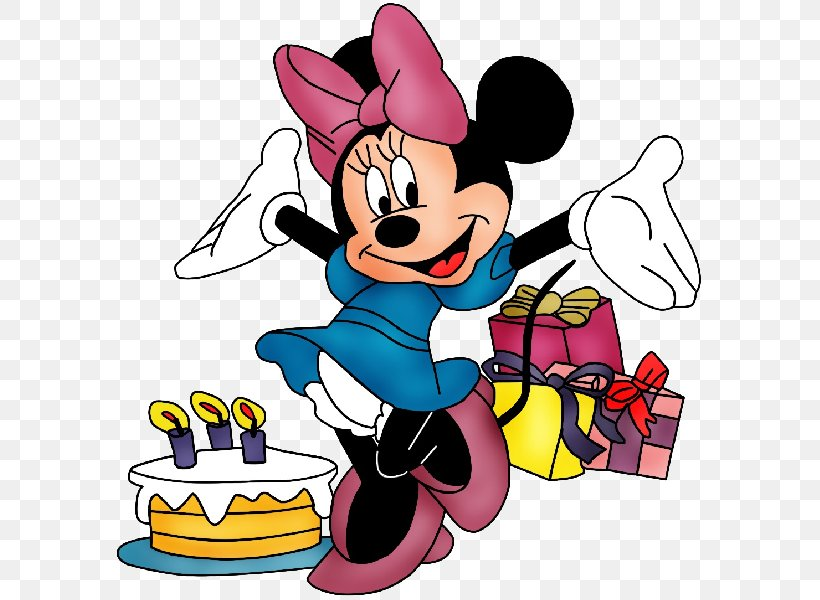 Miraculous Minnie Mouse Mickey Mouse Birthday Cake Clip Art Png 600X600Px Personalised Birthday Cards Rectzonderlifede