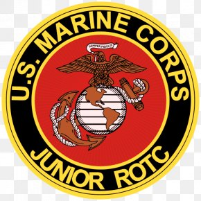 United States - United States Marine Corps Junior Reserve Officers' Training Corps Army Officer PNG